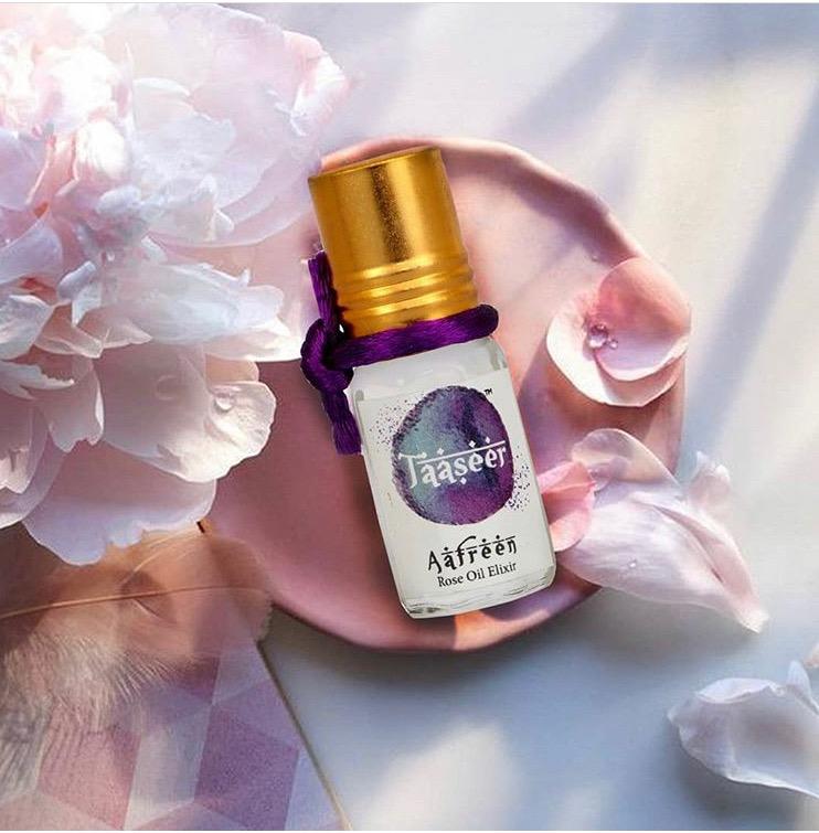 Taaseer Afghan Rose Oil Elixir