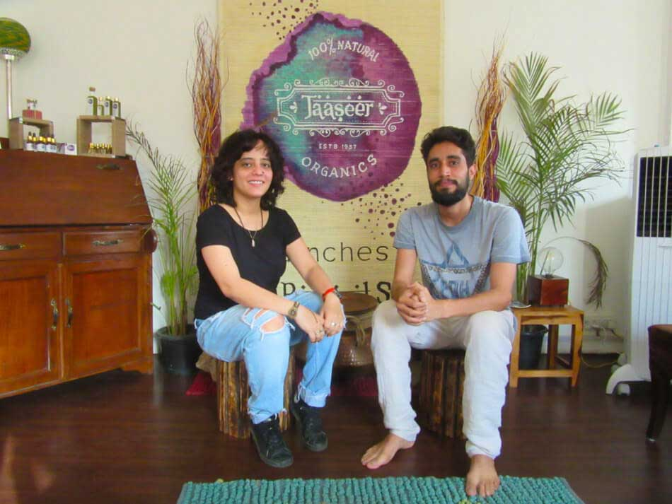 Her Label Is Bringing Afghani and Persian Wellness Secrets to India