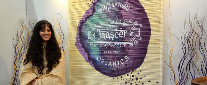 How this Afghan girl built her wellness startup Taaseer in India from scratch