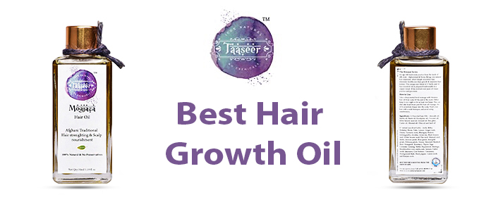 Best Hair Growth Oil
