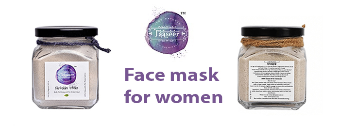 Face mask for women