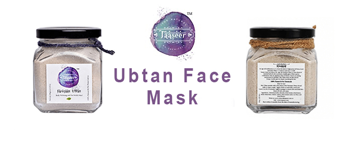 Ubtan Face Mask